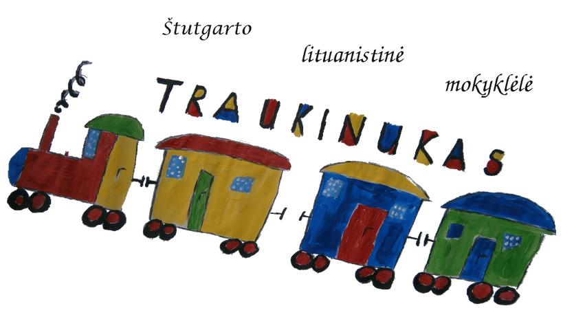 """Lituanistinė mokyklėlė """"Traukinukas"""""""