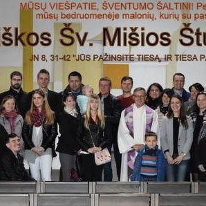 Lietuviškos Šv. Mišios Štutgarte