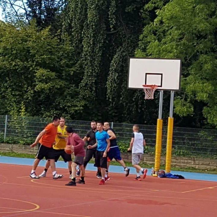 Krepšinio treniruotės