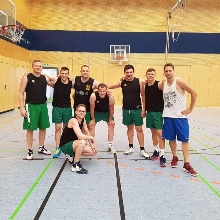 Reguliarios krepšinio treniruotės